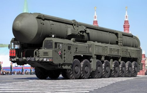 Russia's Military Is Armed to The Teeth with New Weapons