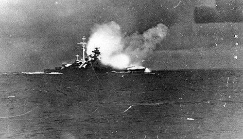 Battlecruiser HMS Hood: A 'Battleship' with Little Armor ?