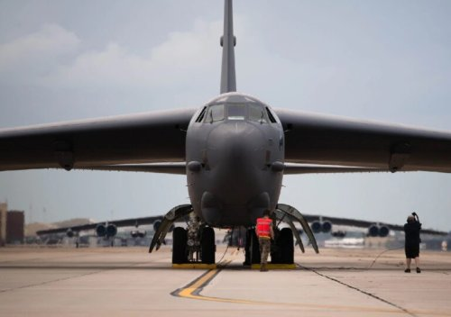 Pictures: Could the B-52 Bomber Serve the Air Force for 100 Years?