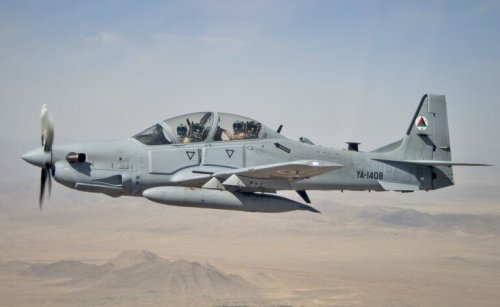 Coming Soon: An Air Force for The Taliban?