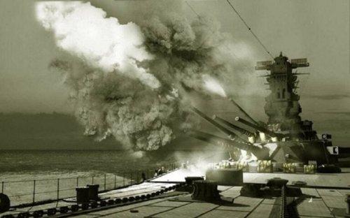 Yamato: The Biggest Battleships Ever Had the Biggest Guns Ever