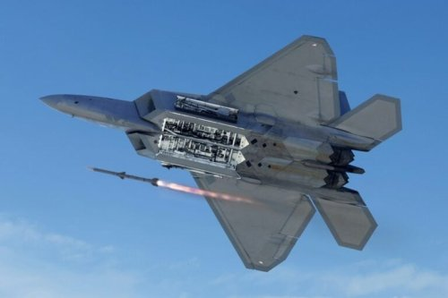 This Might Be Why America Never Sold the F-22 Raptor Stealth Fighter