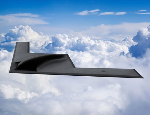 B-21 Raider Stealth Bomber Update: 5 Planes in Final Production