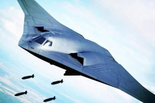 China's New H-20 Stealth Bomber: Built for a War Against America?