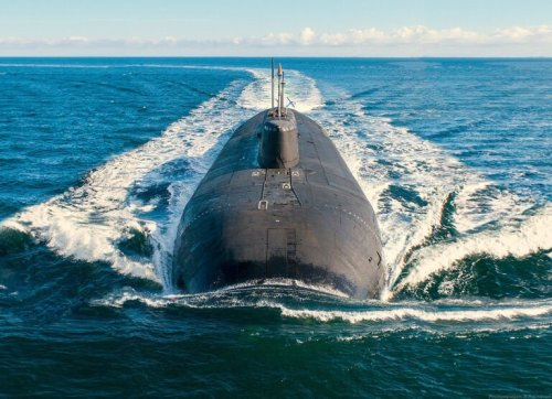 Russia Is Building What Might Be the Ultimate Doomsday Submarine