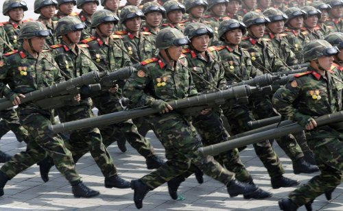 The U.S. Military Isn't Ready for This: How North Korea Could Wage a 'Swarm' War