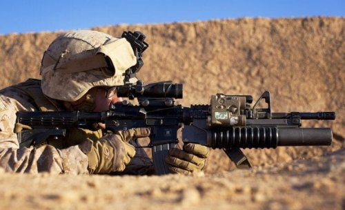 U.S. Marines Test Mini-Drones That Can Be Thrown or Launched