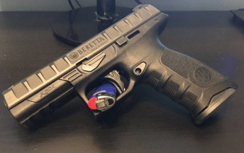 Beretta APX: The Gun US Military Said 'No' To You Can Buy