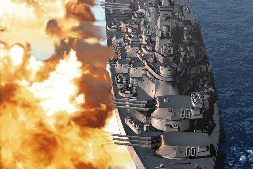 The U.S.-China War of 2026: U.S. Navy Battleship Go to War?