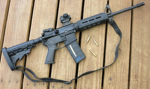 Why Americans Are Buying Up AR-15s At a Record Pace