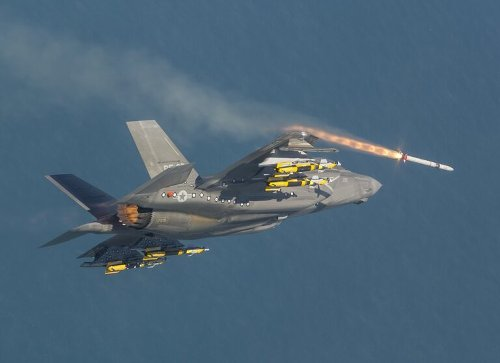 Why the UAE F-35 Stealth Fighter Deal Might Be in Trouble (Thank China)