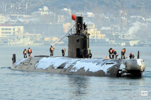 Suffocated To Death? How a Chinese Submarine Crew Might Have Died