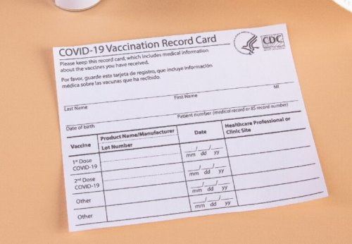 What To Do if You Lose Your Coronavirus Vaccine Card