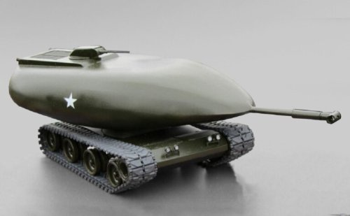 Nuclear-Powered Tanks: Yes, the U.S. Military Considered It