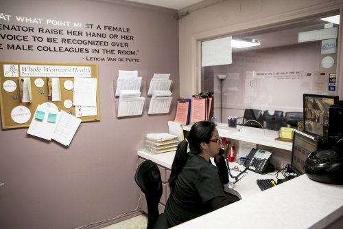 After new law, a look inside one of South Texas' last abortion clinics