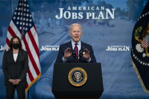 Exclusive: Biden administration says its $2 trillion infrastructure package could ease economic gender inequities
