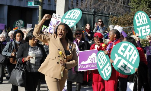 How a new generation of lawmakers led by Black women revived the Equal Rights Amendment