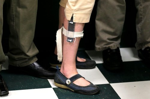 One school still uses electric shock devices on its students. Seven senators are leaning on the FDA to get them banned.