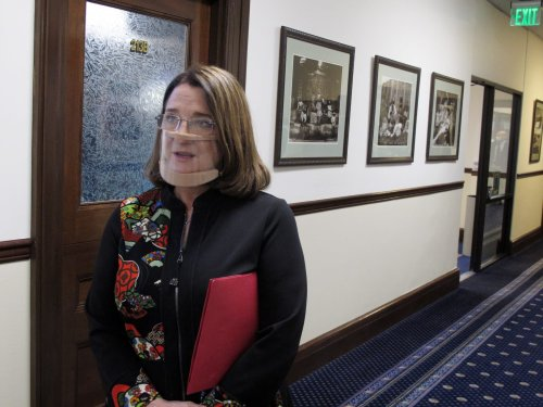 Alaska lawmaker, already at odds with colleagues over mask rules, gets airline ban