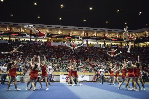 Cheerleading in Olympics could end the gendered debate on if it is a sport