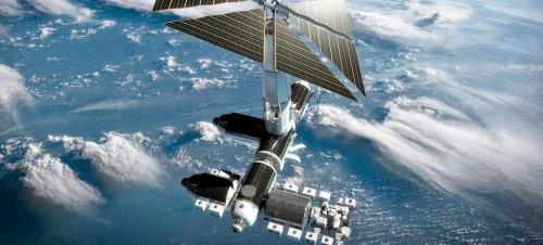 Die NASA will in einem ISS-Nachfolger nur als Mieter einziehen