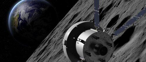 Die ESA will bis 2030 den ersten Europäer auf den Mond bringen