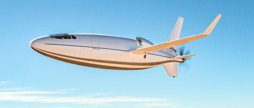 Dieses Flugzeug soll den Luftverkehr revolutionieren – und 80 Prozent weniger CO2-Emissionen verursachen