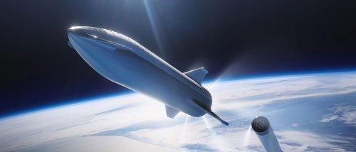 Versucht China, die Technik von SpaceX zu kopieren?