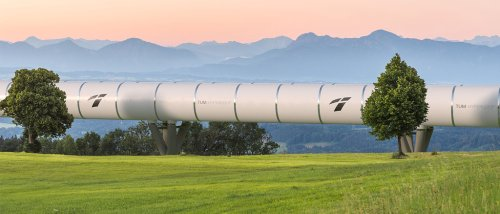 Die TU München baut jetzt einen Hyperloop
