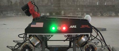 Bizeps, Trizeps und Zahnräder: Army-Roboter sollen mit Muskelgewebe ausgestattet werden