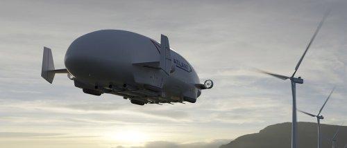 Werden Luftschiffe und Zeppeline eine weitere Chance bekommen?