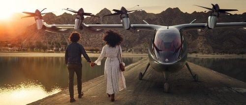 Das gehypte Start-up Archer Aviation soll die Pläne für sein Flugtaxi nur gestohlen haben