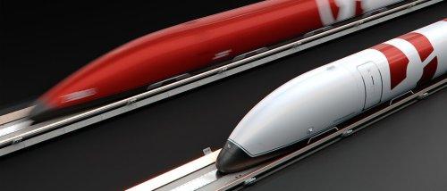 Die Schweiz hat nun eine Hyperloop-Teststrecke – im Mini-Format