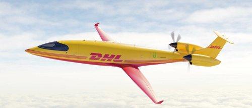 Die Deutsche Post will ab 2024 elektrische Flugzeuge nutzen