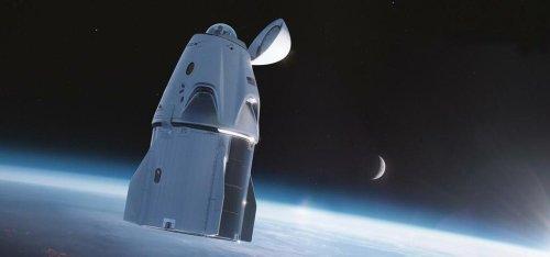 SpaceX hat den ersten Touristenflug um die Erde auf den Weg geschickt