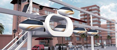 Konkurrenz für Hyperloop und Ottobahn: Ein Milliardär übernimmt SkyTran