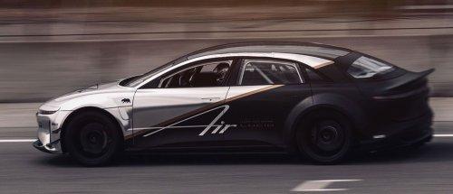 Der Tesla-Rivale von Lucid Motors soll 2021 kommen