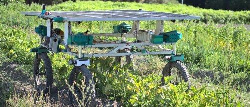 Open Source auf dem Acker: Diesen Landwirtschafts-Roboter soll jeder nachbauen können