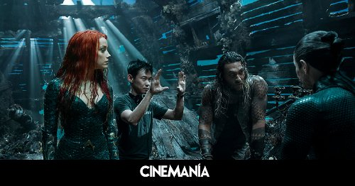 James Wan revela el título de la secuela de 'Aquaman'
