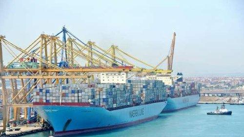 Confirmada la cepa india en 7 tripulantes confinados en un buque en València