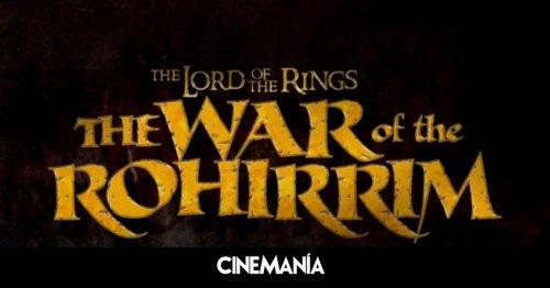 Warner prepara una película anime de 'El señor de los anillos' sobre la historia del Abismo de Helm
