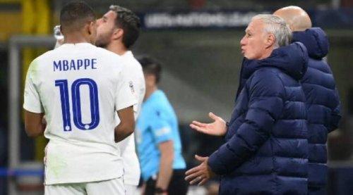 France-Espagne : Même Didier Deschamps ne connaissait pas la règle sur le but de Mbappé