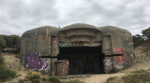 Gironde : A 84 ans, Jean-Paul Lescorce a désensablé, seul, 26 bunkers de la Seconde Guerre mondiale pendant plus de vingt ans