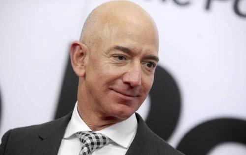 Le patron d'Amazon favorable à la hausse de l'impôt sur les sociétés