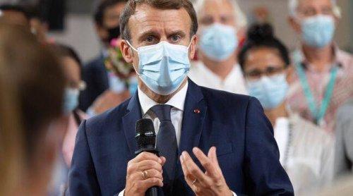 Coronavirus : Emmanuel Macron dénonce « l'irresponsabilité et l'égoïsme » des non-vaccinés