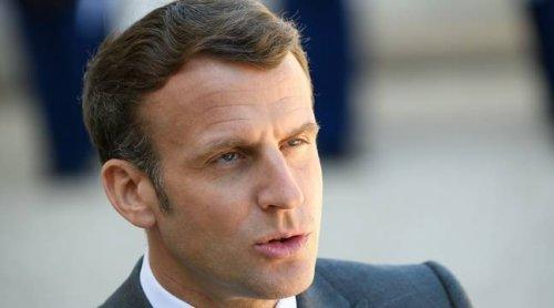 Anticipation : Emmanuel Macron imagine l'actualité de 2025