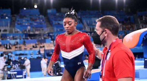 JO Tokyo 2021: Simone Biles ou comment les athlètes noires brisent le tabou de la santé mentale