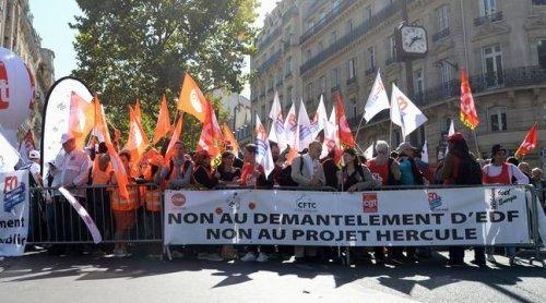 EDF, Engie : personnels et usagers appelés à défiler pour un service public de l'énergie