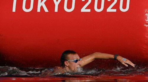 JO Tokyo 2021 : « Je ne comprends pas », favori pour l'or, Olivier s'est écroulé sur le 10km en eau libre