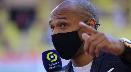 Ligue 1 : Comment Thierry Henry est devenu en deux mois le consultant le plus excitant de la L1